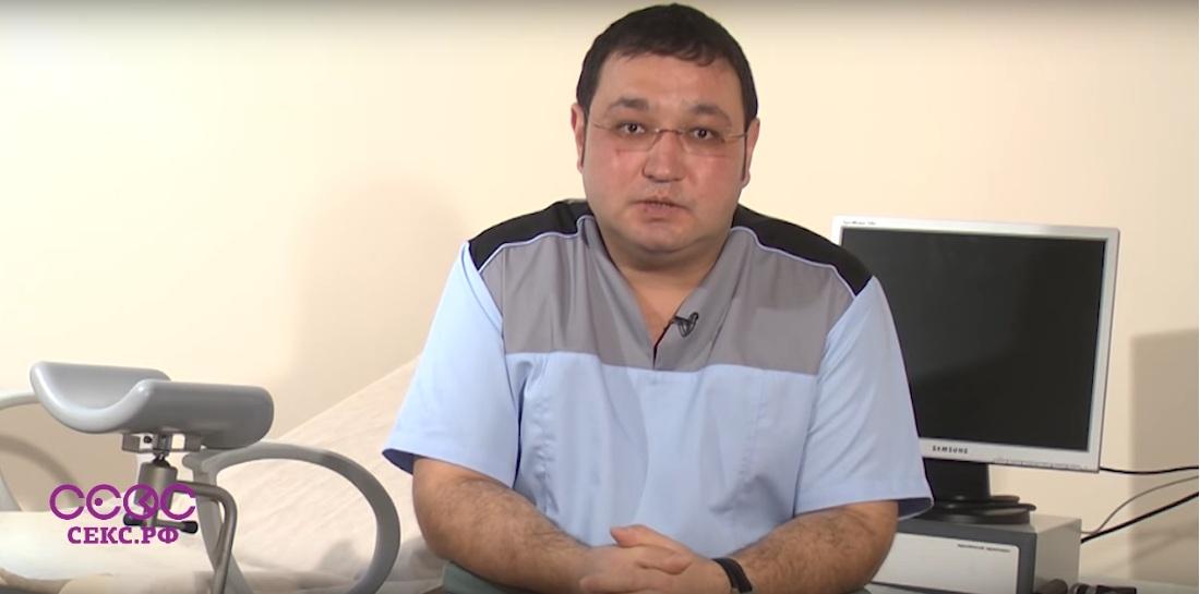 Пластика после эпизиотомии (рассечении промежности), рассказывает доктор Бакирханов С.К.