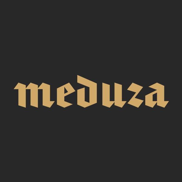 Логотип портала Meduza